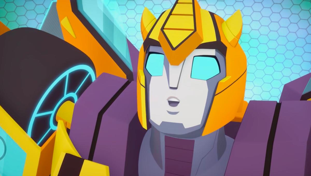 Take a deep dive into Bumblebee's mind with first trailer for Transformers: Cyberverse