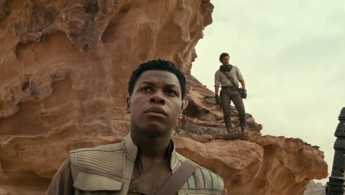 John Boyega says The Rise of Skywalker likely his final Star Wars film