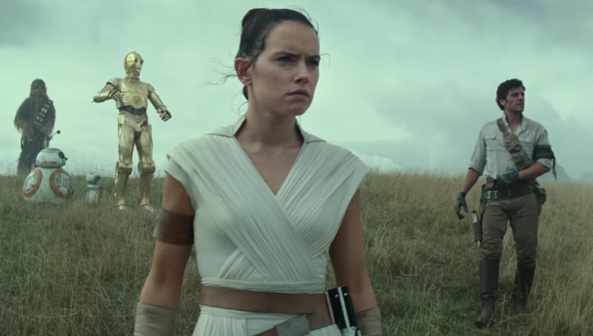 Star Wars: The Rise of Skywalker (The Next Generation)