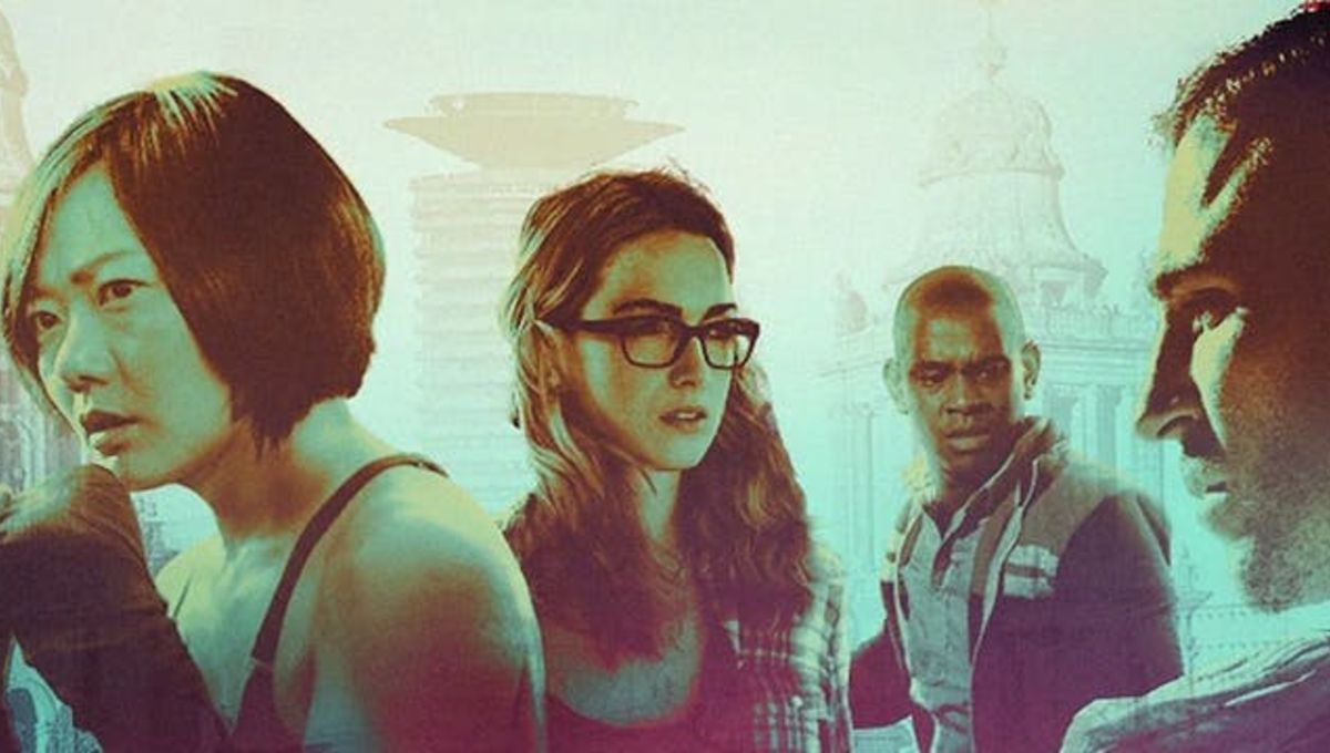 Late to the Party: Sense8