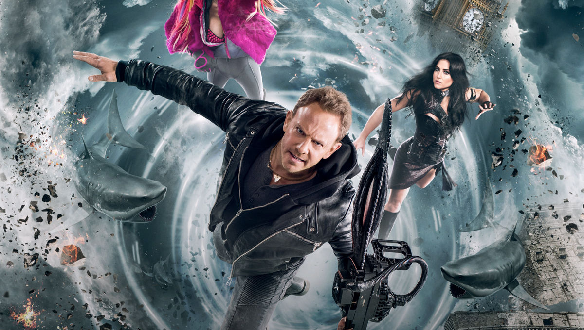 Oh Hell Yeah: An oral history of the Sharknado franchise