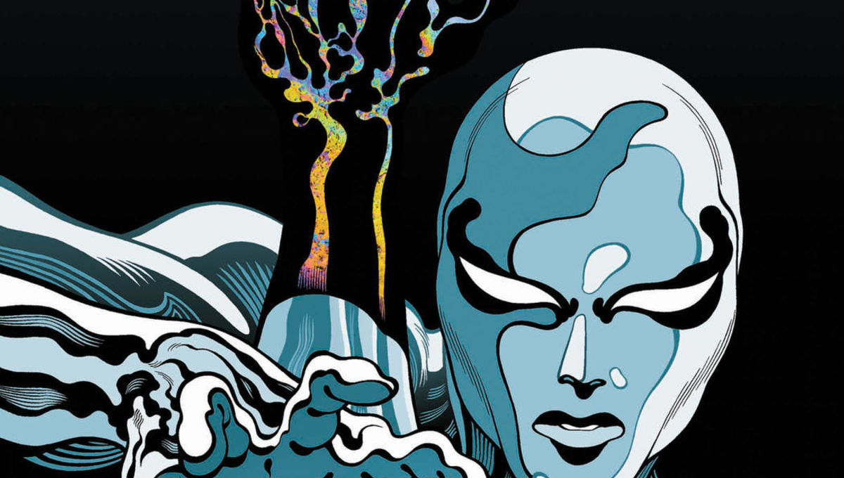 Silver Surfer Black cover