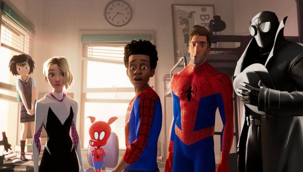 spider-verse characters