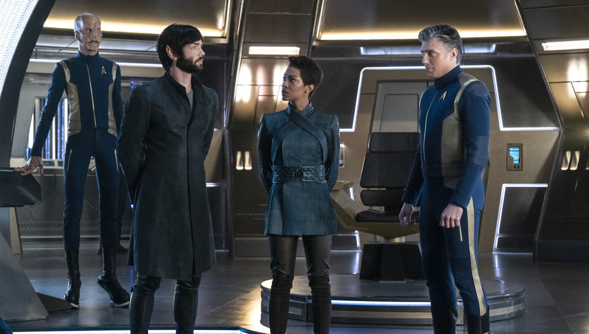 Star Trek: Discovery cast on Pike's legacy, catching up with canon and Season 2's jaw-dropping conclusion