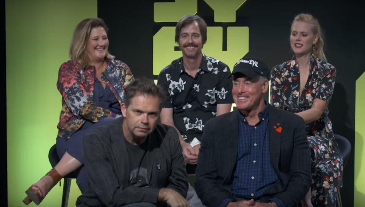 Stan Against Evil season 3 Comic-Con