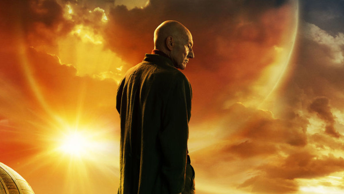 WIRE Buzz: Star Trek: Picard reveals key art; Star Wars reveals new