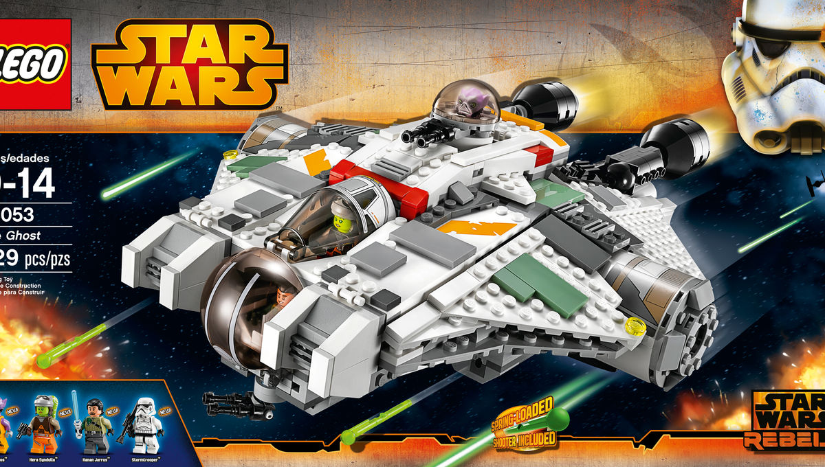 Star Wars Rebels Lego Sets Reveal New Characters Ships On The Way
