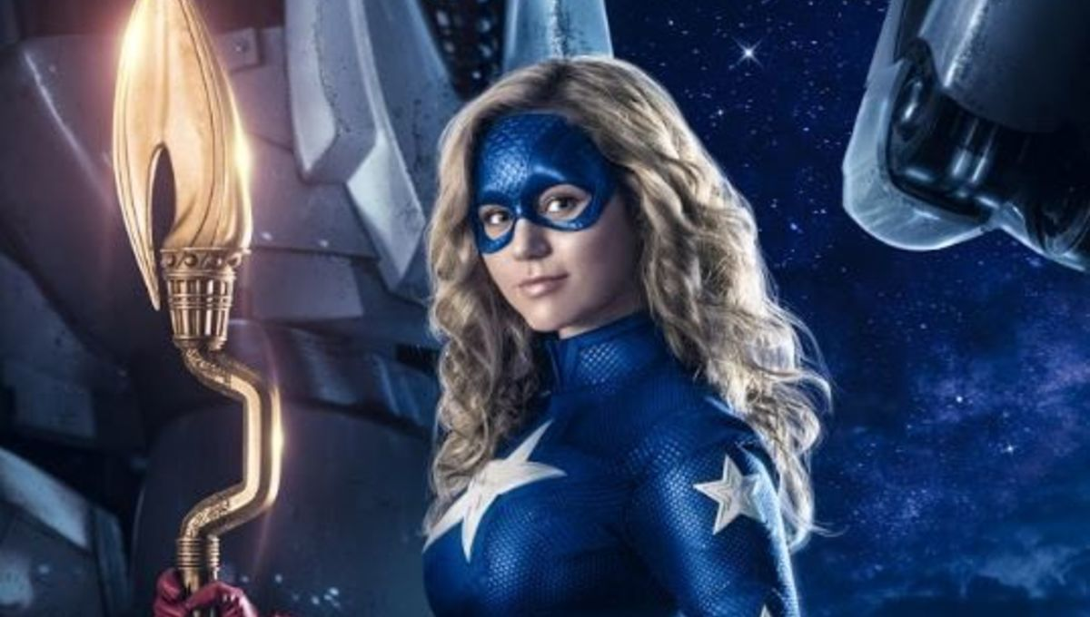 DC Universe series Stargirl to air on The CW immediately after streaming premiere