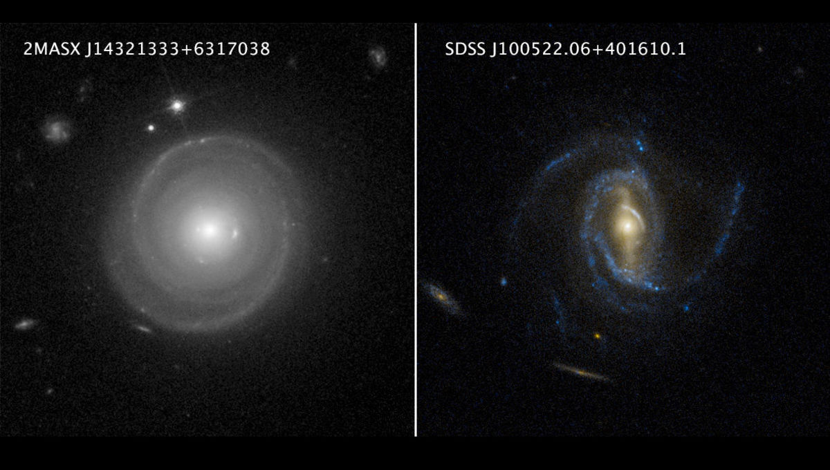 Super spiral galaxies are huge and bright… and spin *really* rapidly