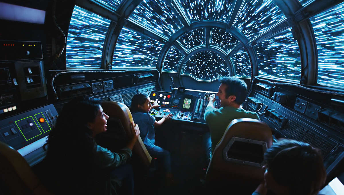 Disney announces opening dates for its new Star Wars land