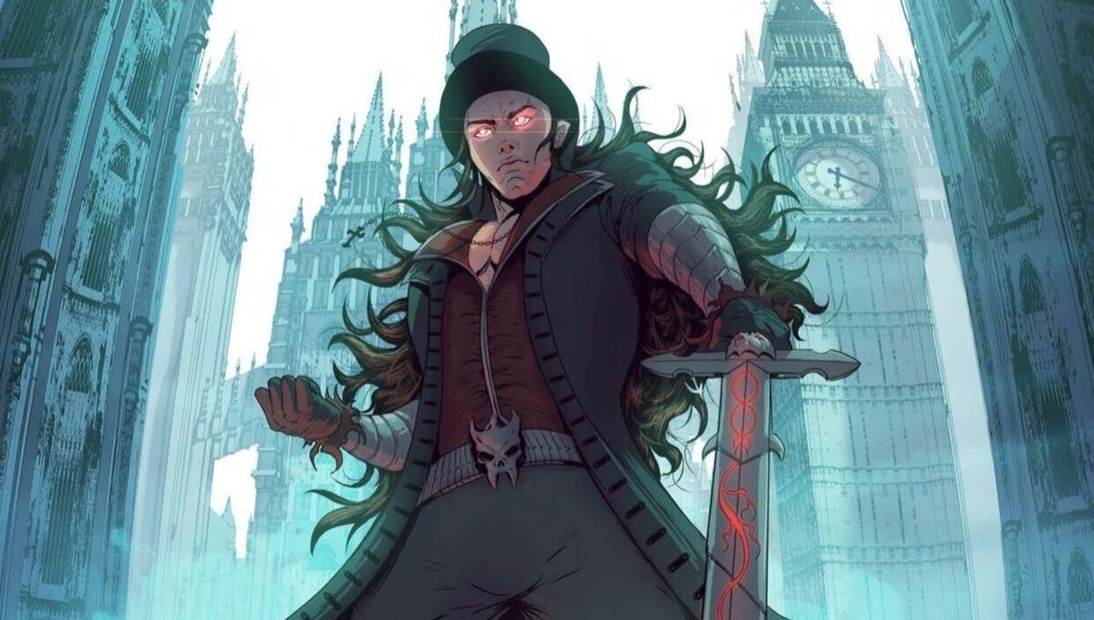 Comics Central - cover