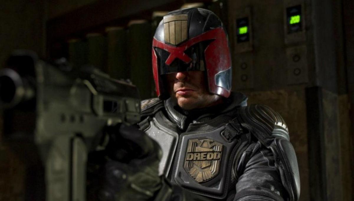 Karl Urbans Judge Dredd Could Still Pop Up In That New Mega City One Series Karl Urbans Judge Dredd Could Still Pop Into New Mega City One Series Syfy