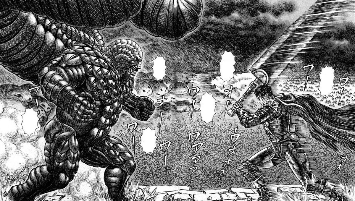 Top Manga 2020.Berserk A Beginner S Guide To A Manga And Anime Legend Syfy Wire