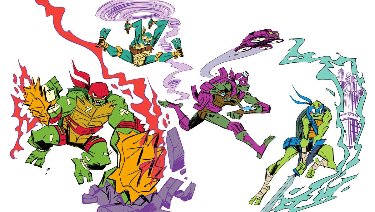 teenage mutant ninja turtles season 4 episode 16 broken foot