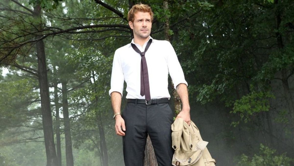 Constantine showrunner speaks of the darkness that could have been