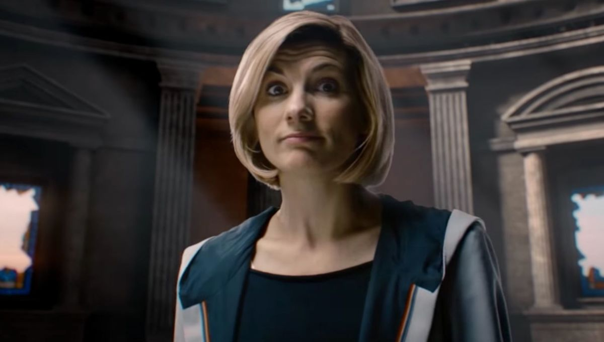 doctor who jodie