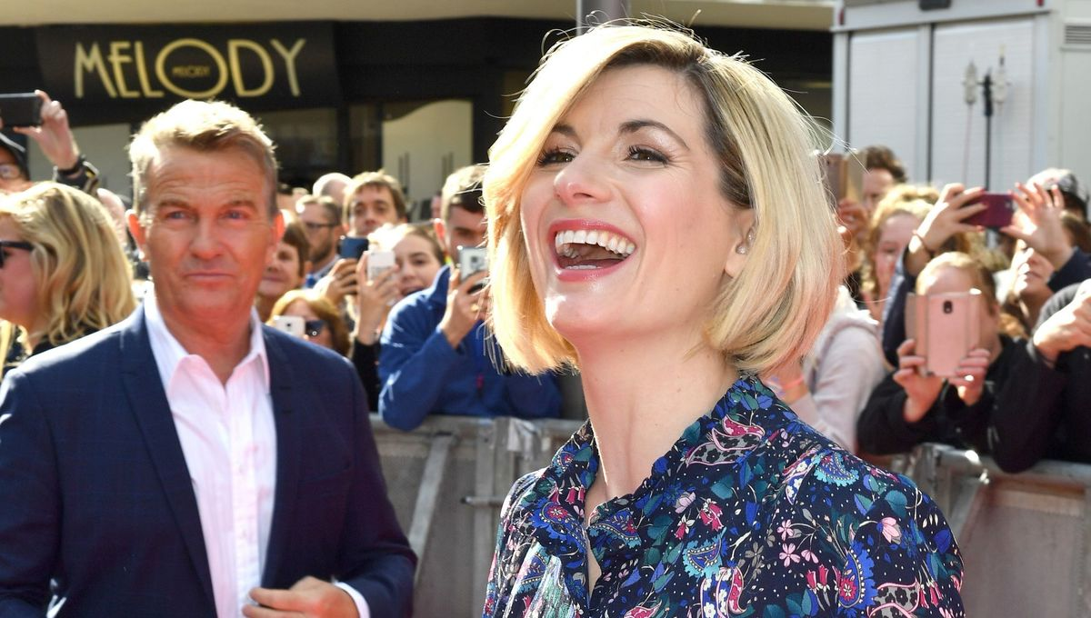 Critics love Jodie Whittaker in Doctor Who
