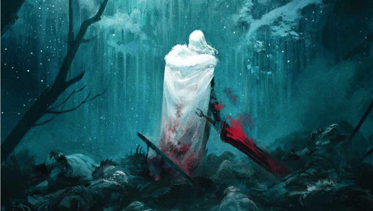 Exclusive star fantasy author michael moorcock on titans elric the white wolf