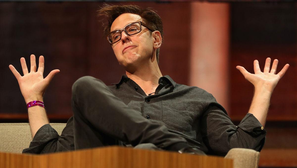 Disney won't be hiring James Gunn back to direct Guardians Vol. 3