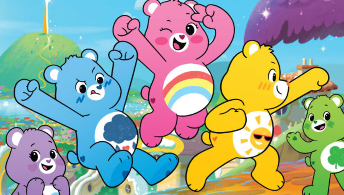 Care Bears: Enter the Magic