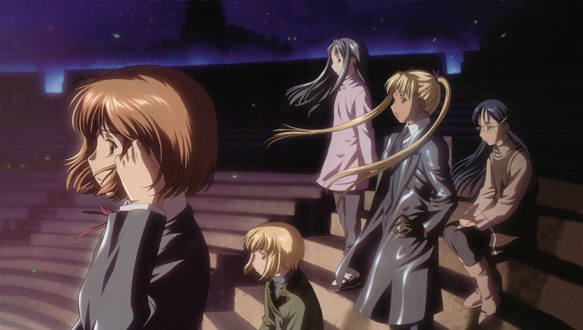 Gunslinger Girl Is A Blood Soaked Anime About How Modern Society