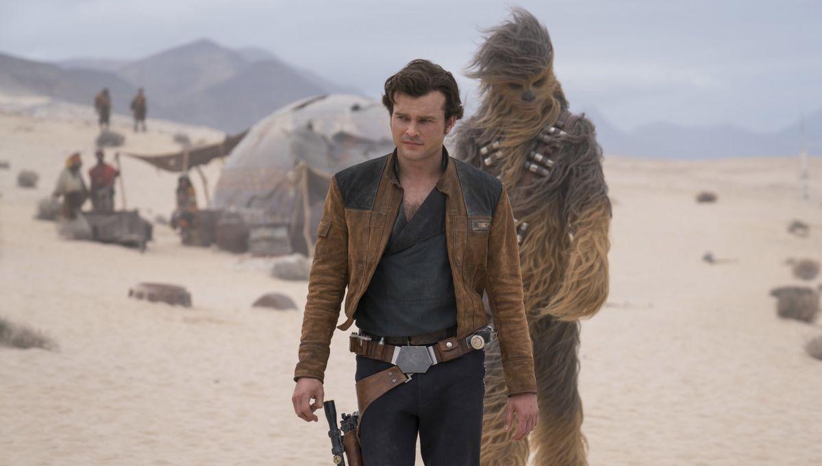 Disney chief hasn't seen Star Wars: Episode IX yet; cops that Solo 'didn't resonate'