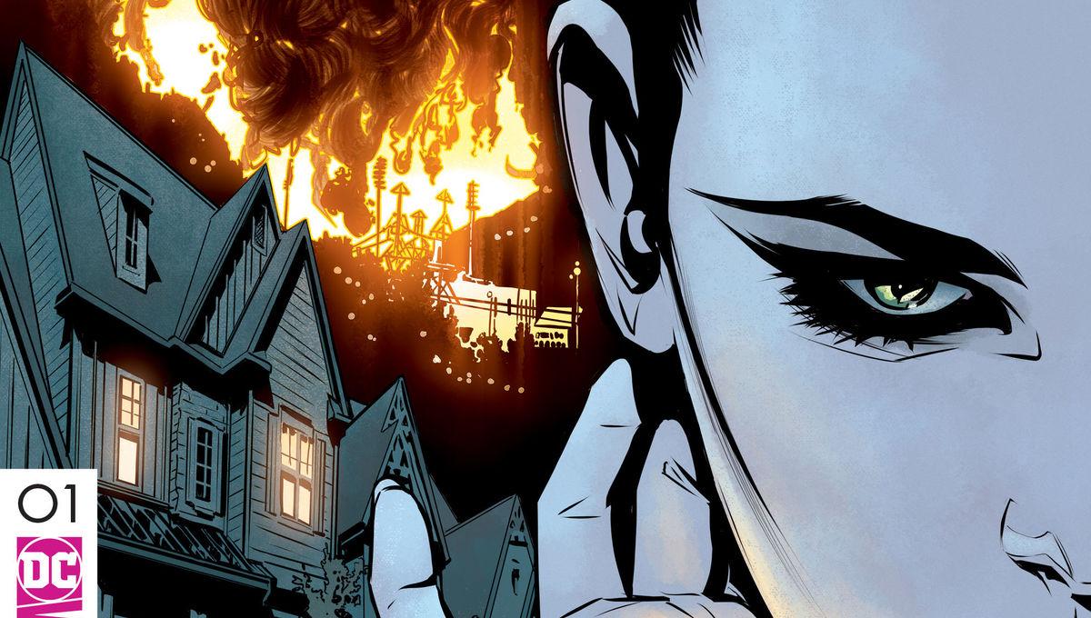 DC Vertigo debuts Goddess Mode, High Level pages at NYCC