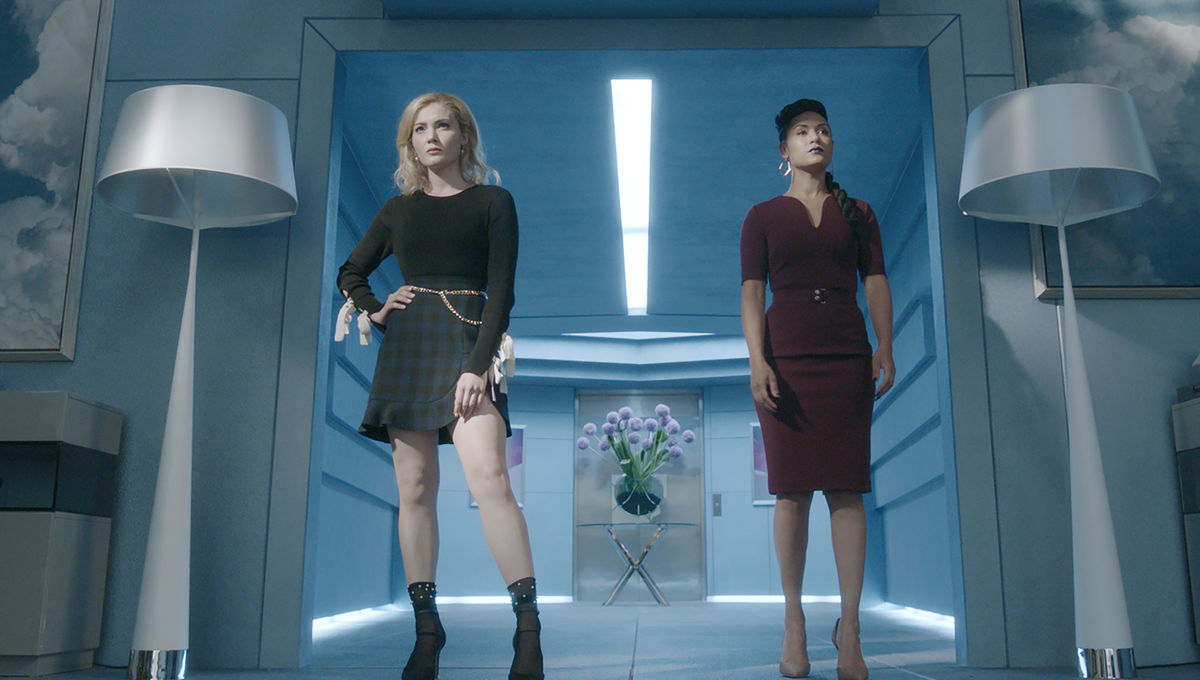 The Inner Circle in the Gifted Season 2
