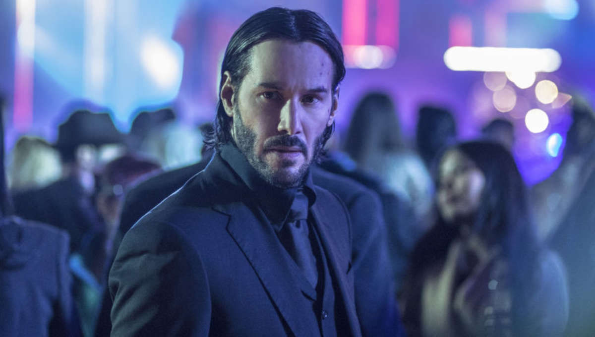 Why we thirst over Keanu's John Wick-era style