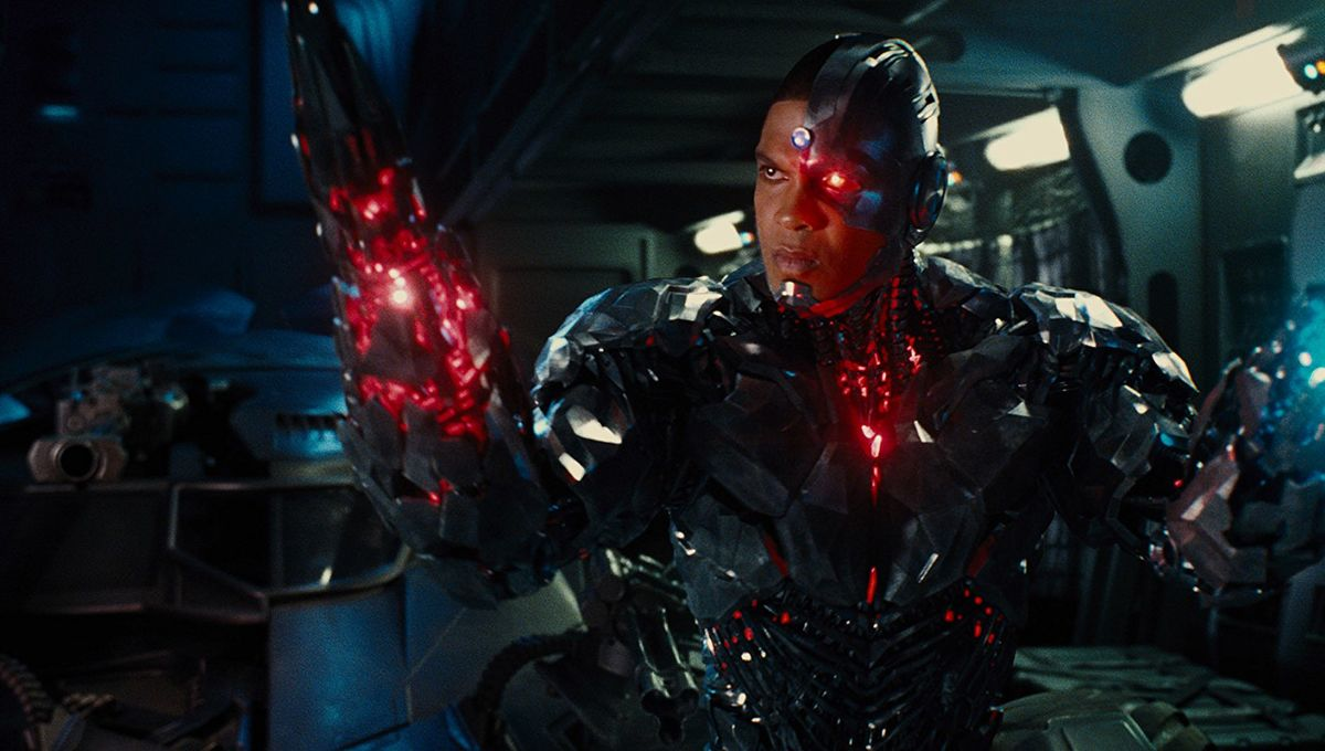 Justice League's Ray Fisher talks Zack Snyder's original plans for Cyborg, all that cut footage