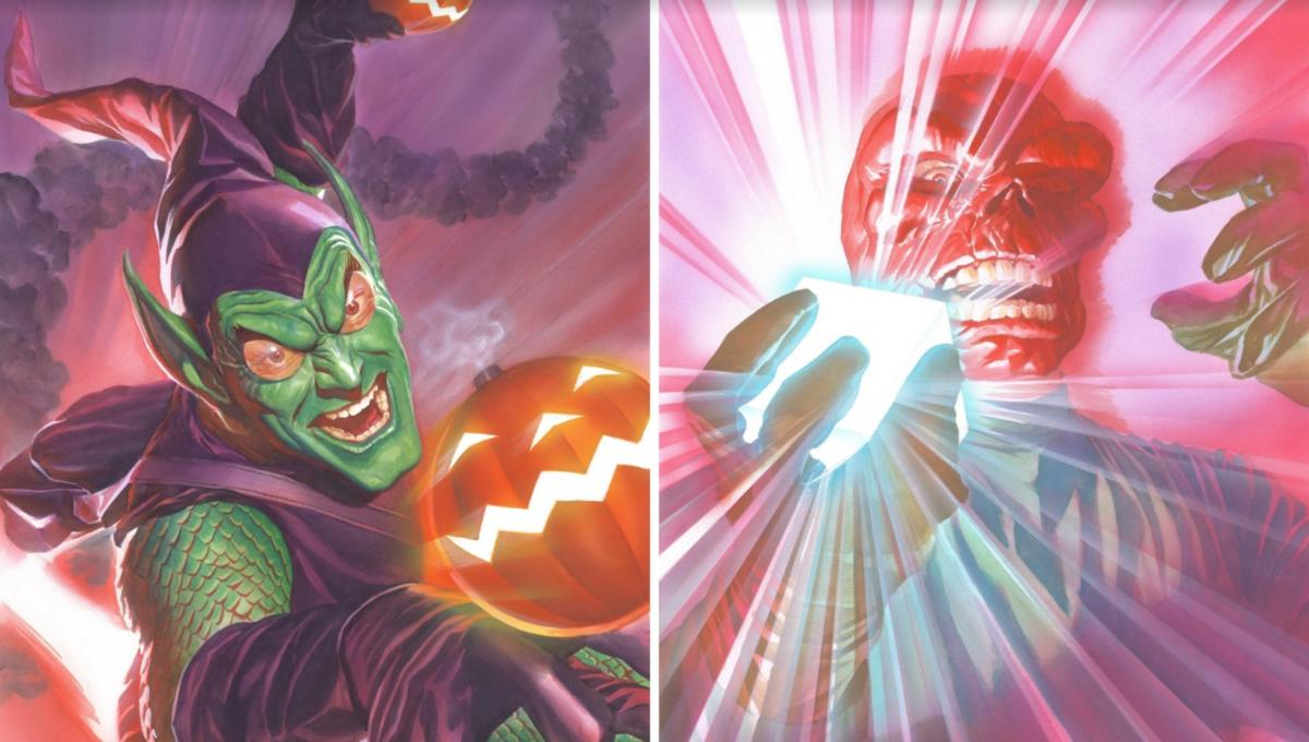 MARVELOCITY: Heroes and Villians