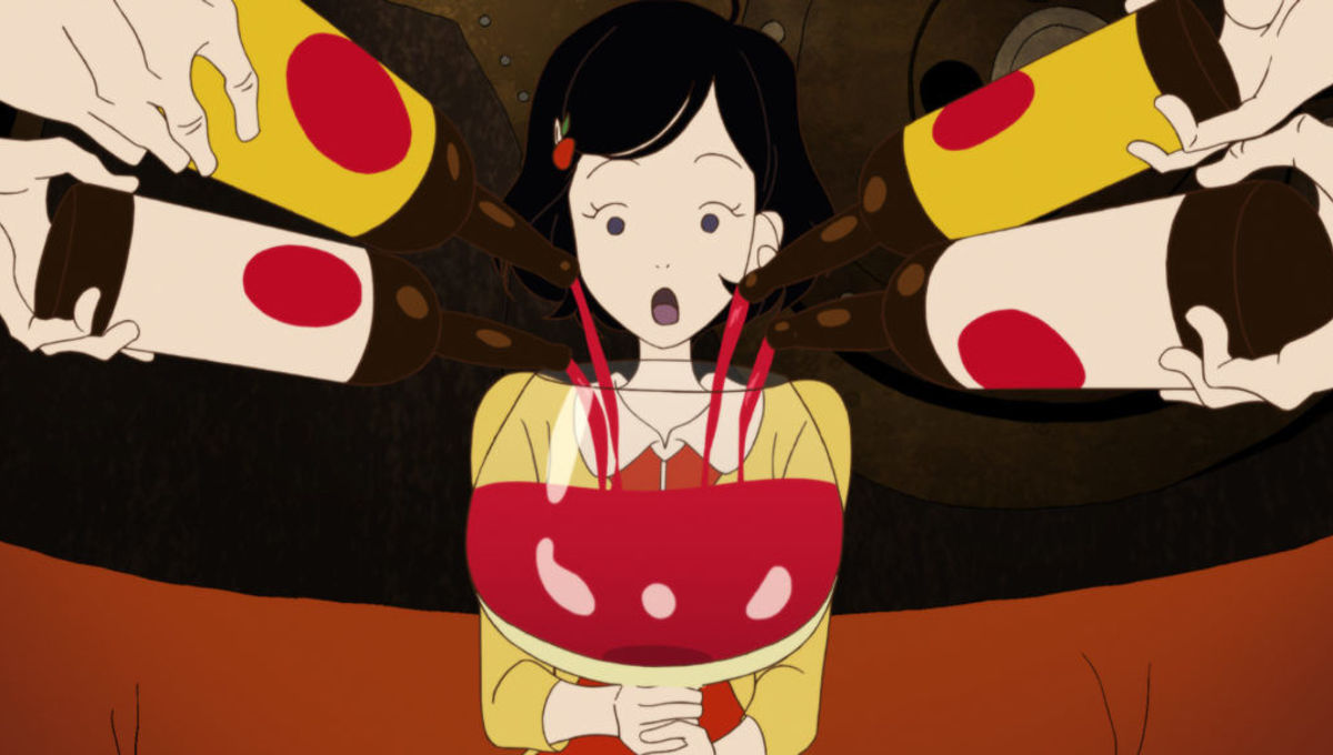 The Night is Short, Walk On Girl is a surreal anime masterpiece