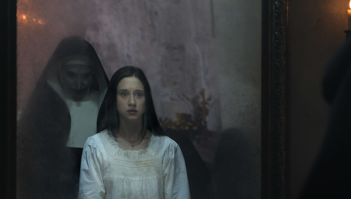 Nuns Review The Nun Syfy Wire