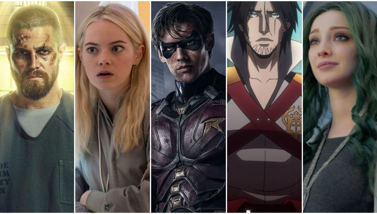 Fall genre TV preview: The best shows premiering Fall 2018
