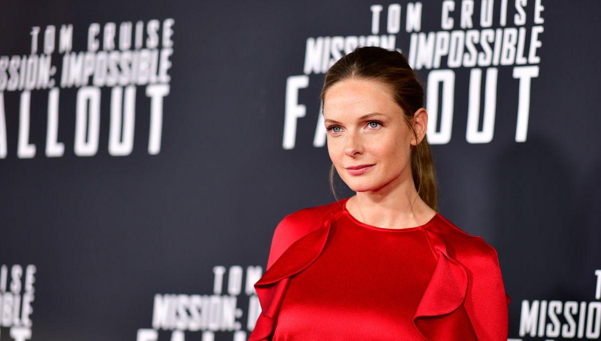 Rebecca Ferguson to co-star in Men in Black spinoff
