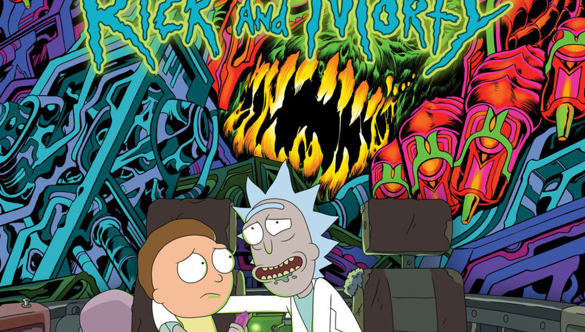 Show me what you got! Official Rick and Morty soundtrack