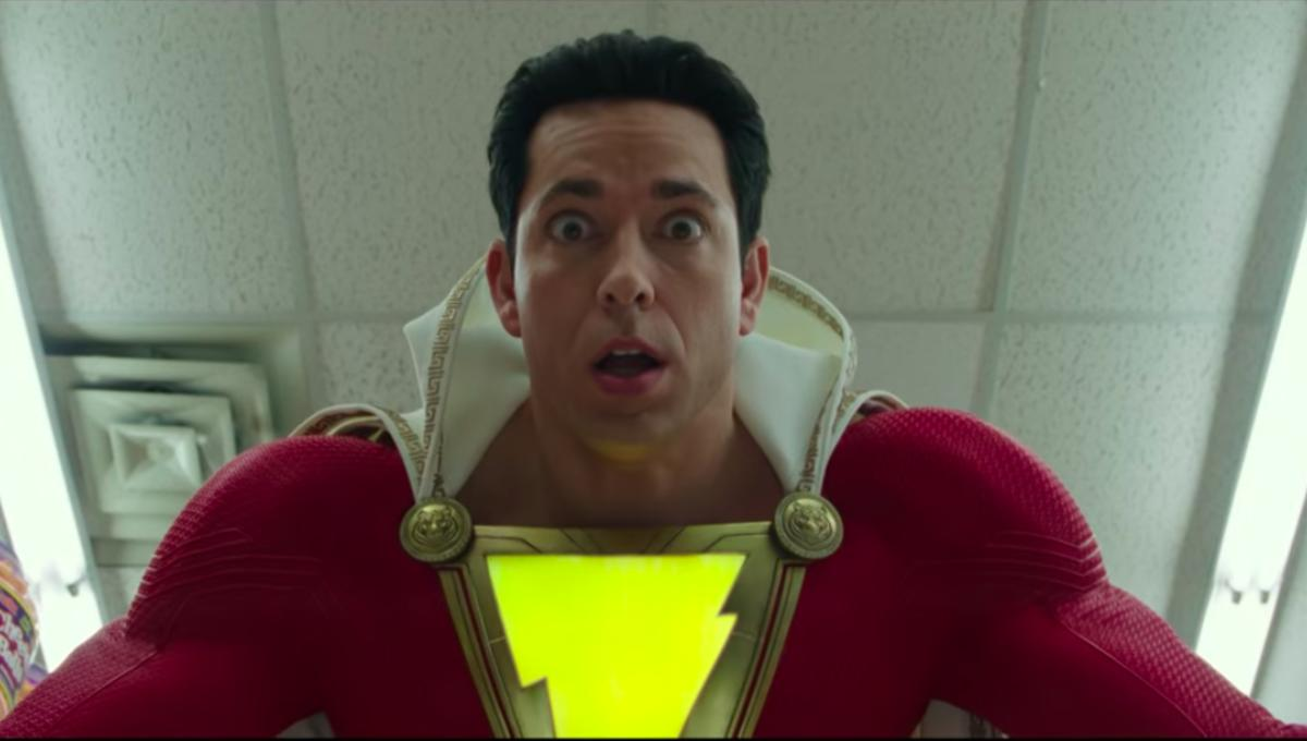 Shazam will release this week