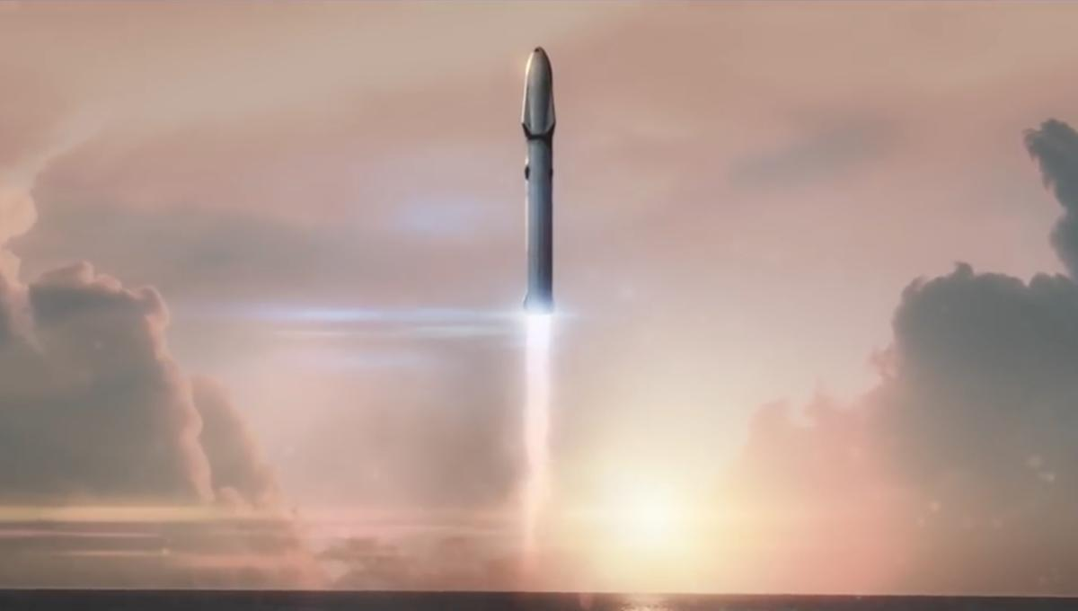 Heres Everything We Know About That Top Secret Spacex Mars