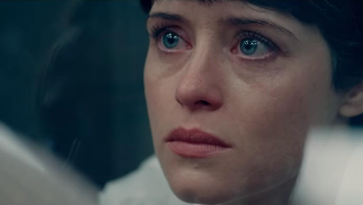 First Man's Claire Foy...