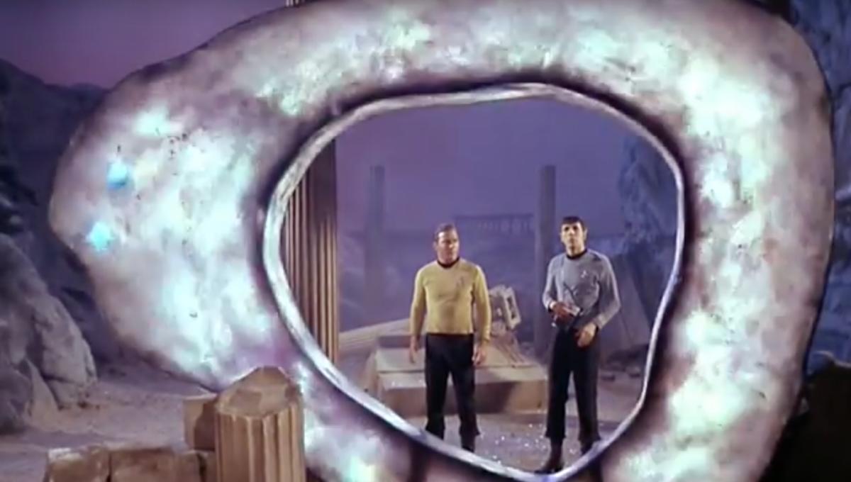 Star Trek Theory - cover