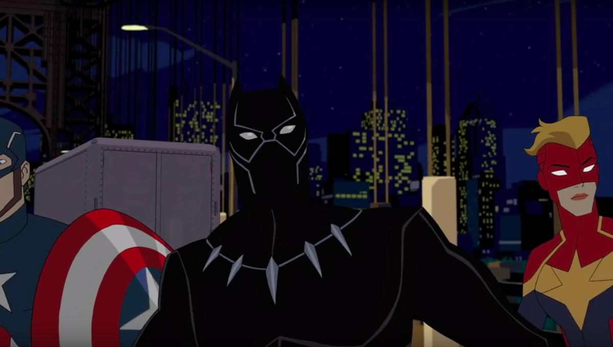 Marvel's Avengers: Black Panther's Quest - You can now watch the