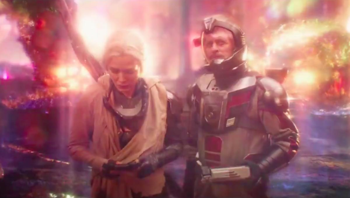 Ant-Man and the Wasp  Deleted scene hints at the residents of the Quantum  Realm  ed705023af