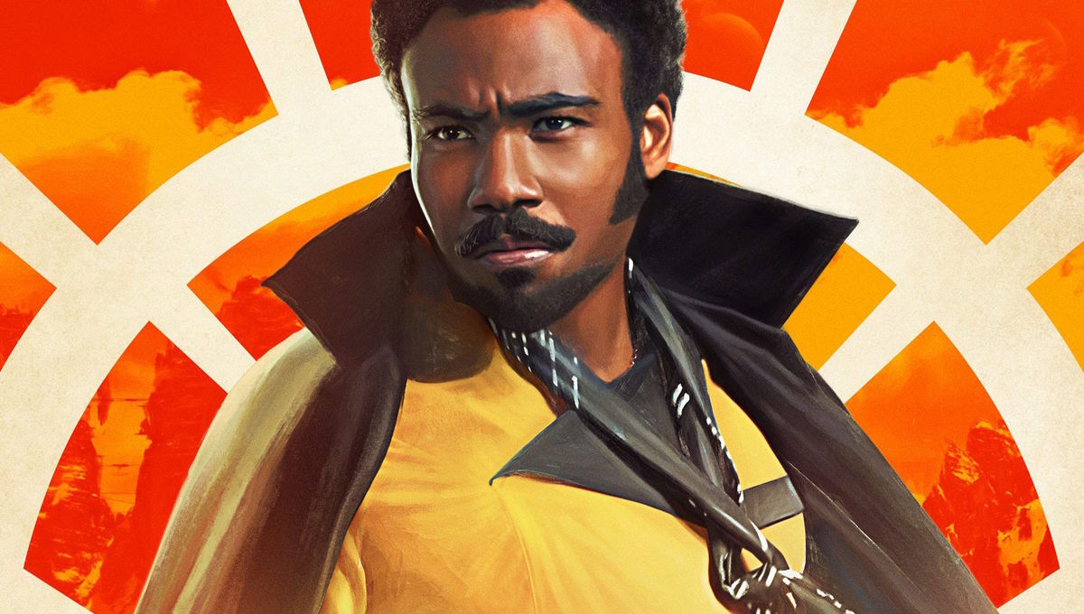 Solo Designers Made Lando A Gloriously Absurd Variety Of Capes