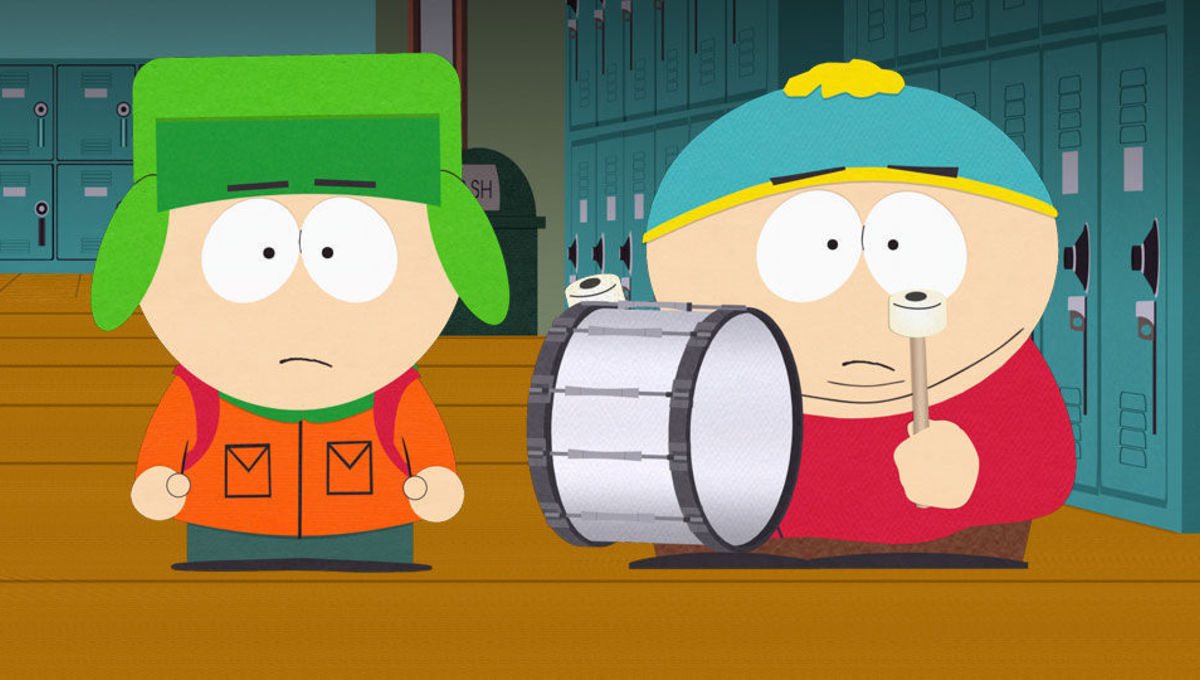 South Park is trying to cancel South Park