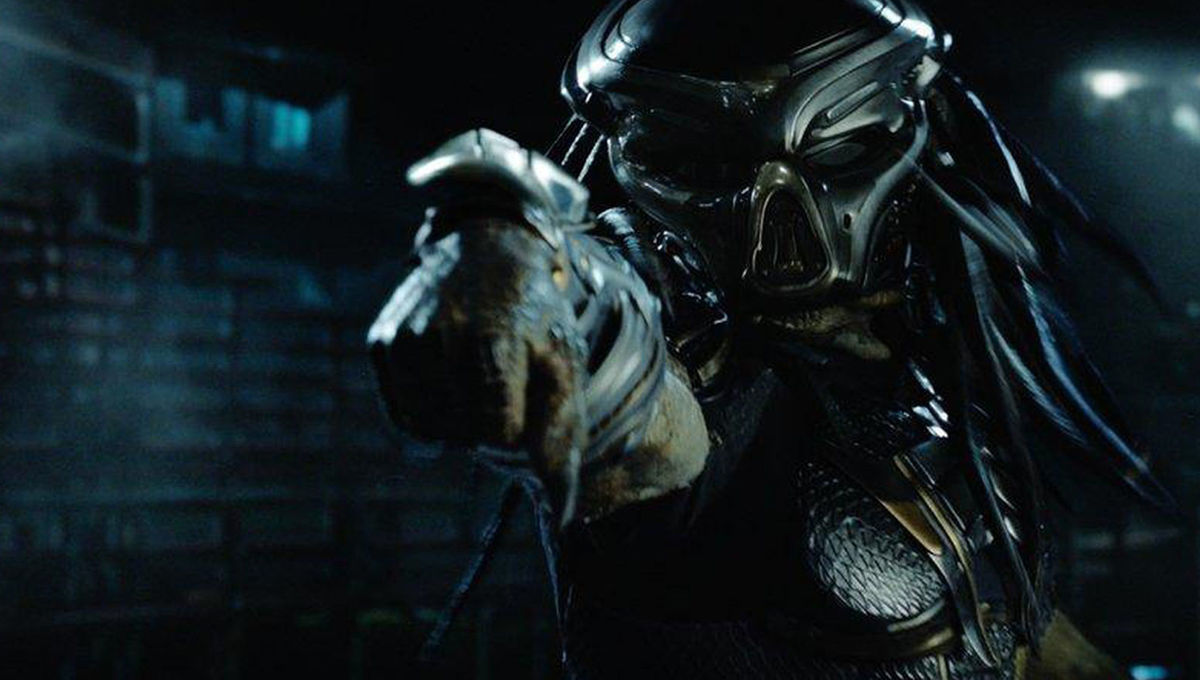 the predator 2018 hero