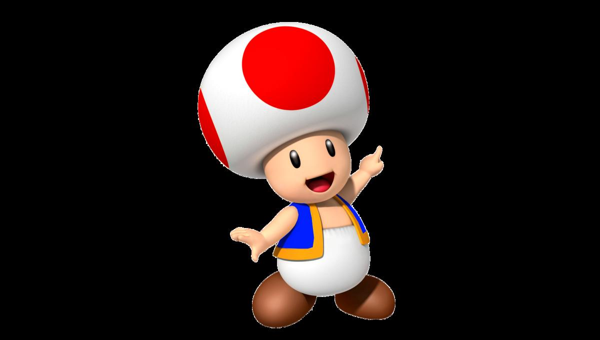 Chosen One Of The Day: Toad From Super Mario Bros.