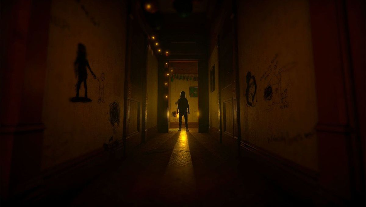 Transference VR game