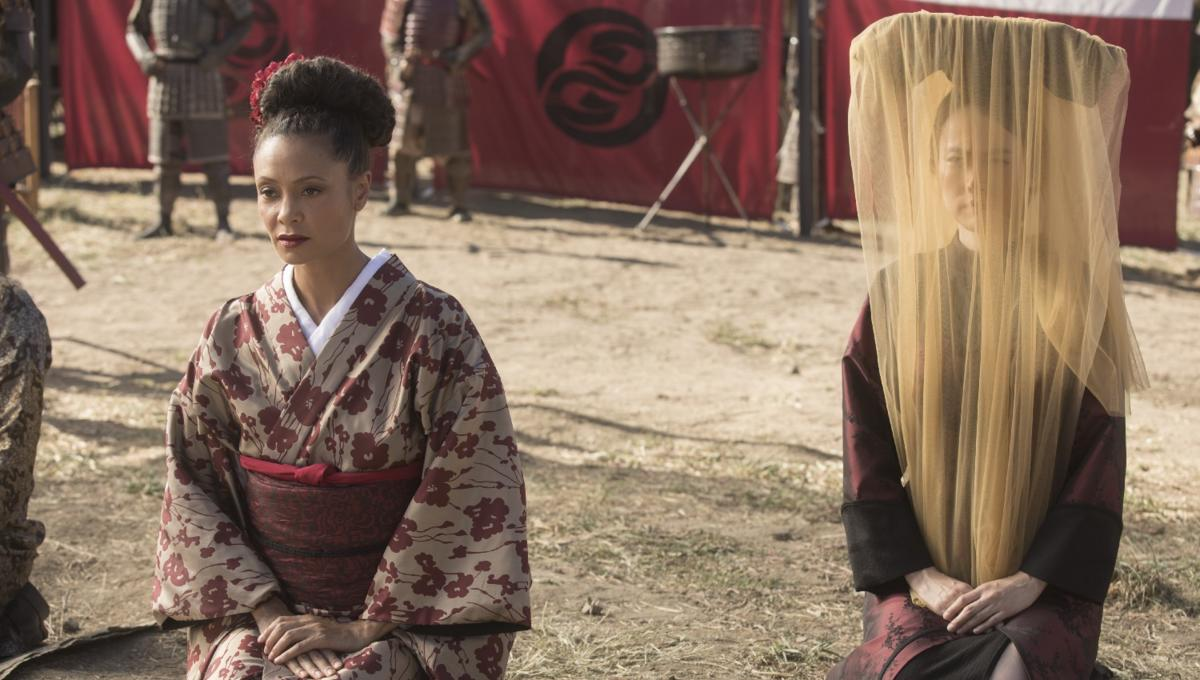 Emmy Contender: Westworld's Shōgun World was inspired by Kurosawa and cowboys