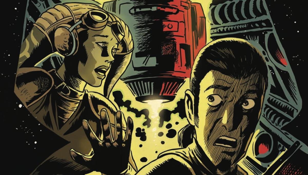 Exclusive first look at IDW's Star Wars Adventures: Tales From Vader's Castle #1