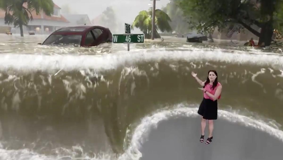 WeatherUnrealEngine4